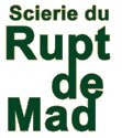 Scierie du Rupt de Mad Sa