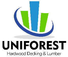 Decking - Uniforest Wood Products - Brazil Office