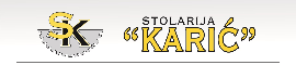 Furniture Component Manufacturers ISO (9000 Or 14001) Companies  - Stolarija Karic d.o.o.