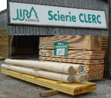 CE Traditional carcassing manufacturers in France - CLERC Scierie