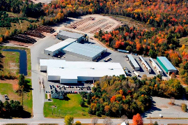 Butternut Unternehmen  - Kennebec Lumber Company (Canadian & Export Sales Office)