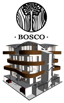 Decking - Bosco Nero