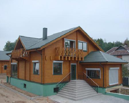 Tovlanta produttori di case in legno for Produttori case in legno italia