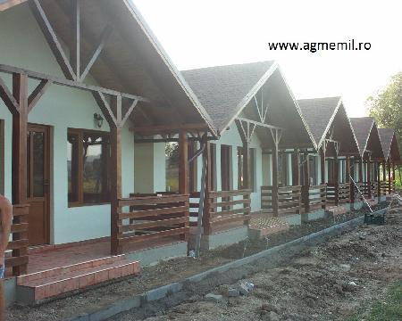 Agm emil srl produttori di case in legno for Produttori case in legno italia