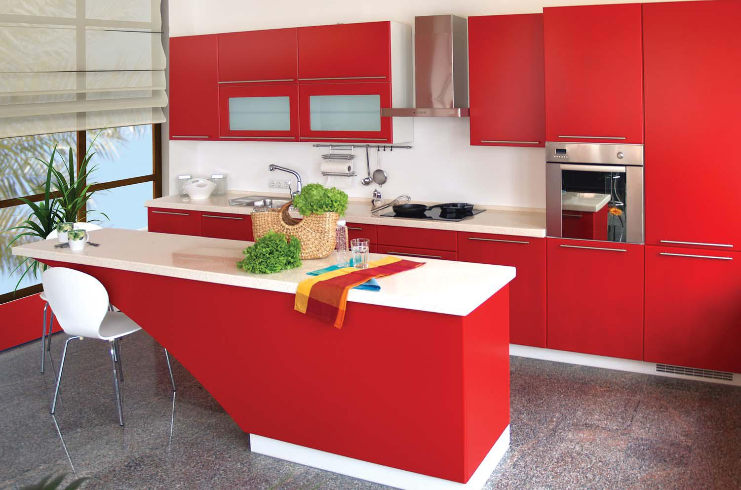 Ensemble de meubles de cuisine design 10 0 100 0 for Meuble design cuisine