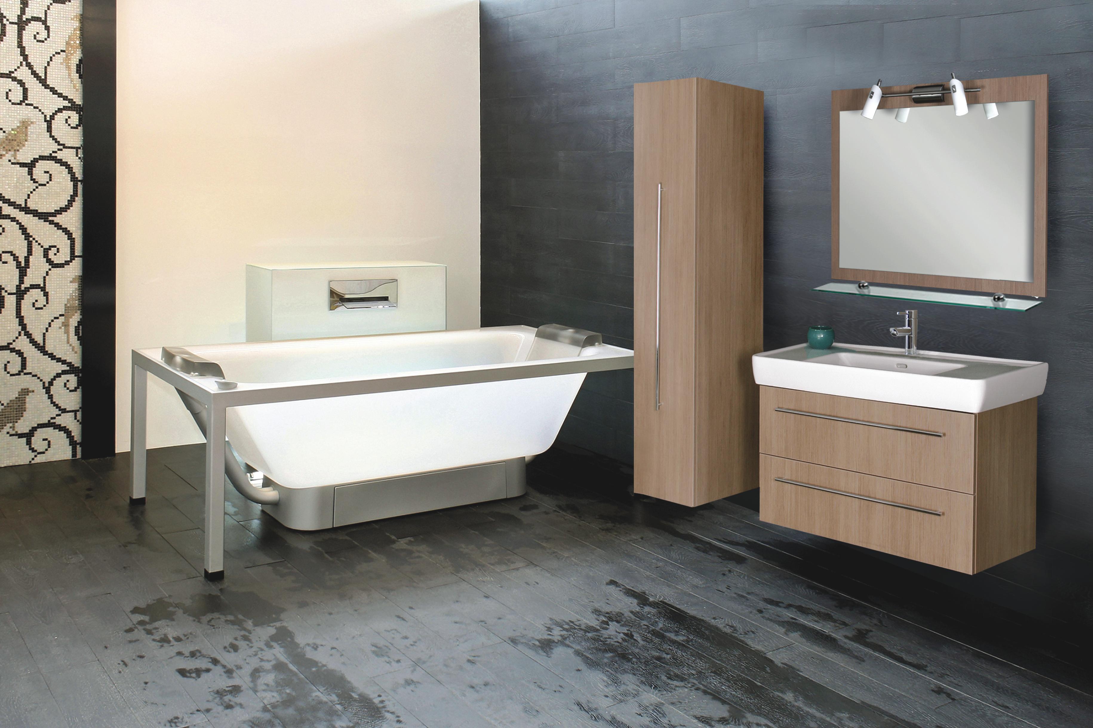 Mini salle de bain design avec haute résolution photographies ...