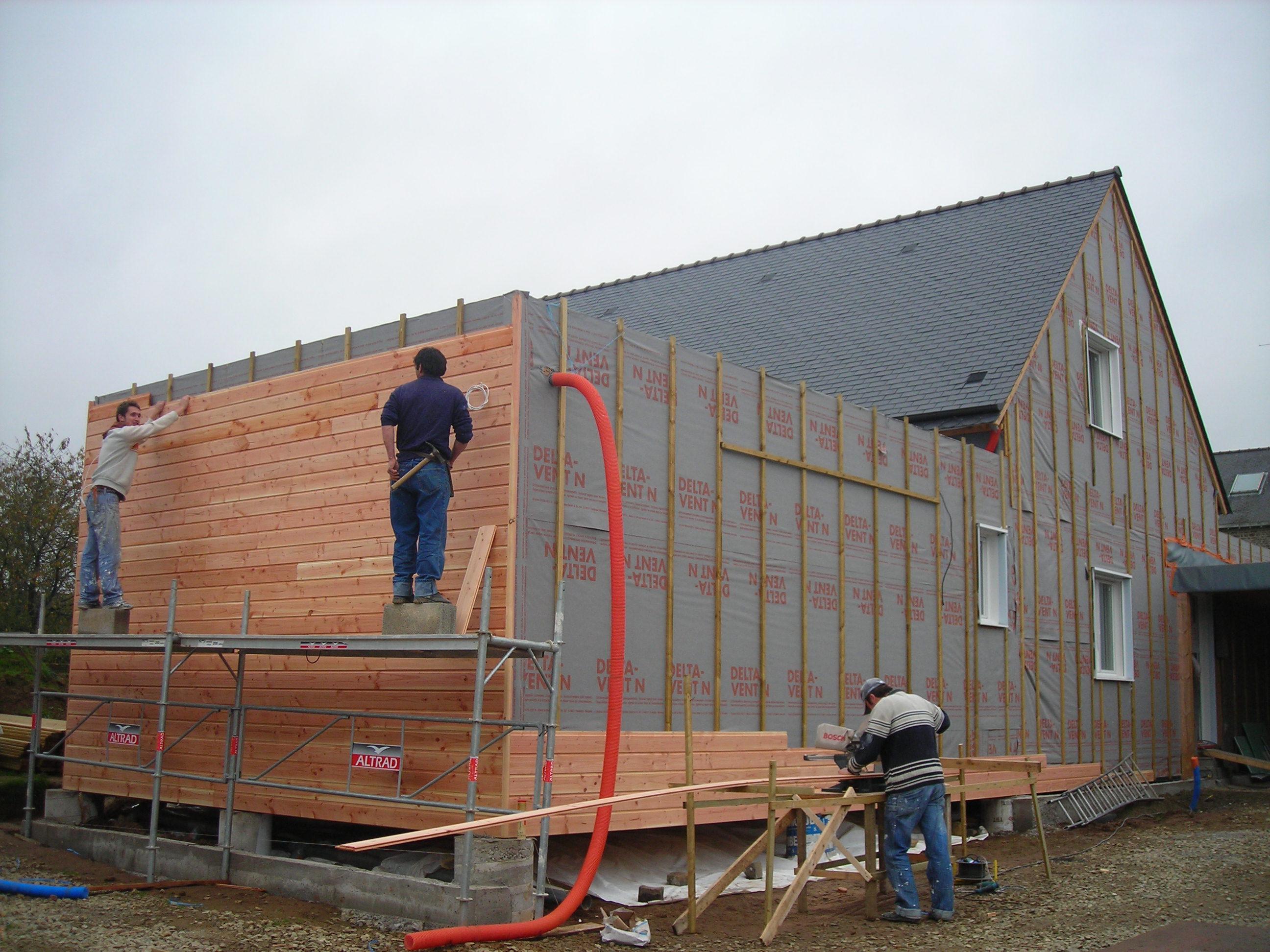 Casa con struttura in legno abete picea abies legni for Casa in legno romania