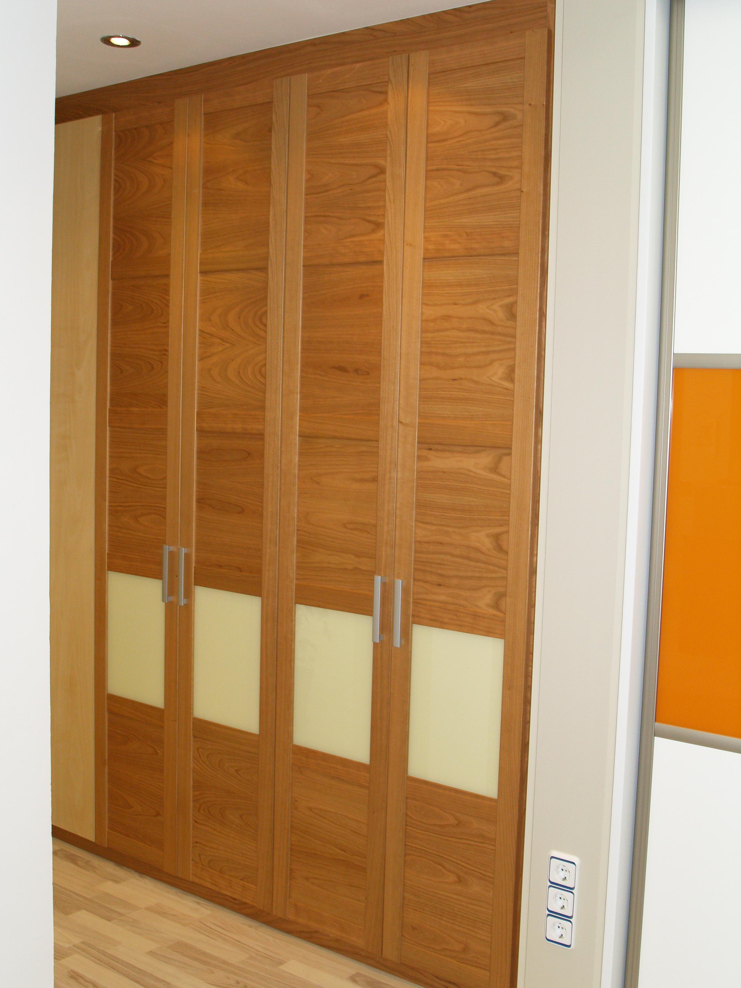 Armarios empotrados con puertas correderas o abatibles - Puertas correderas armarios empotrados ...