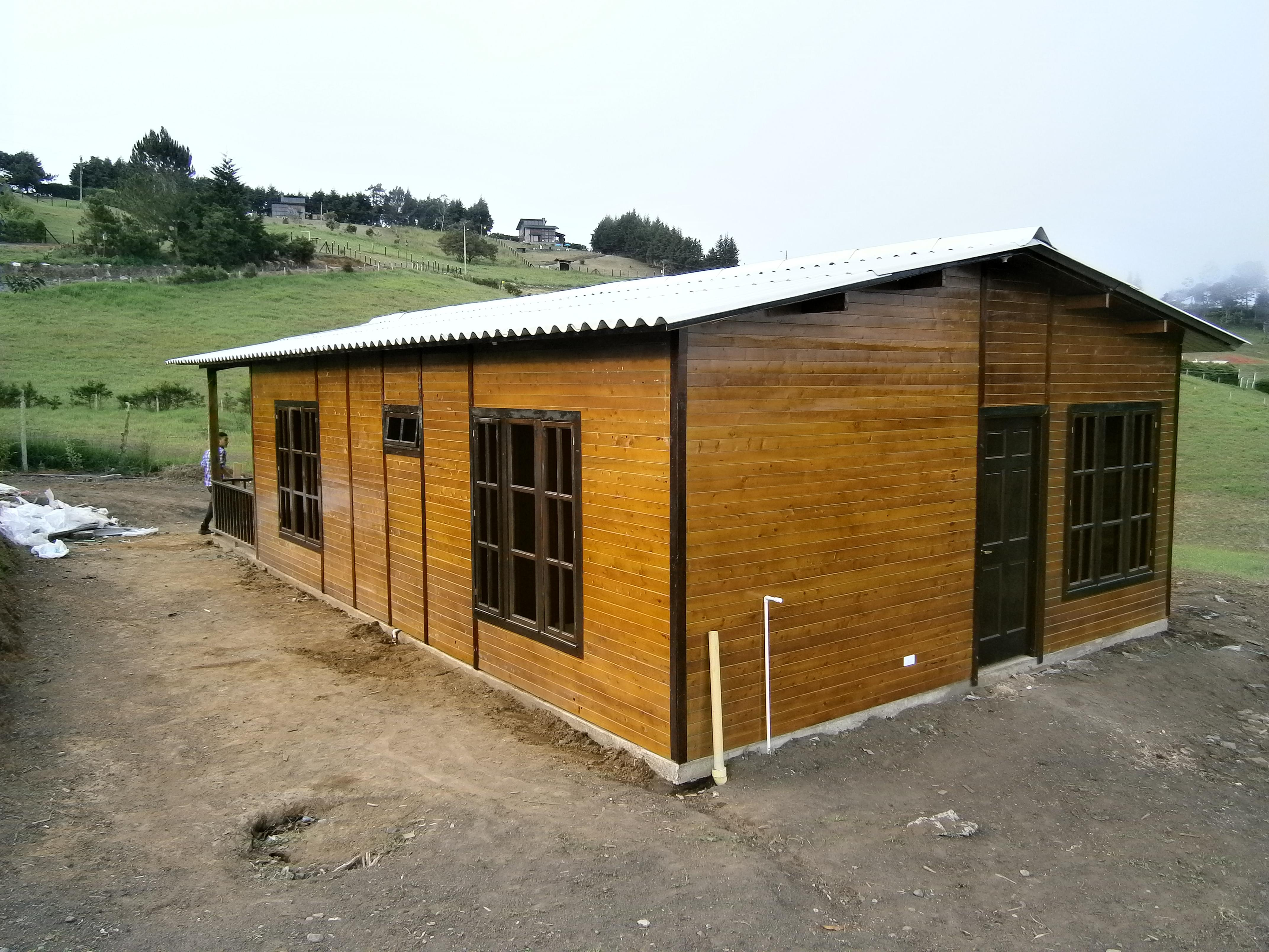 Top casas prefabricadas costa rica wallpapers - Casa de maderas prefabricadas ...