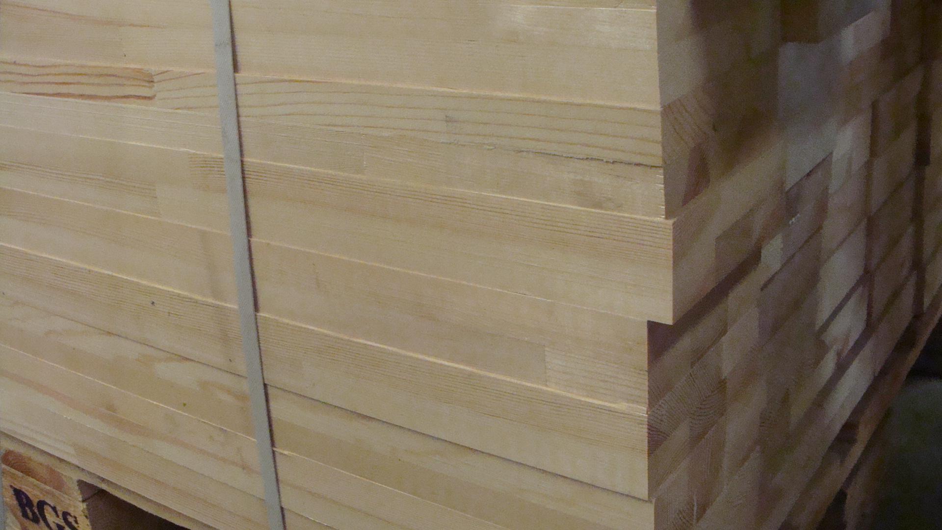 Maderas blandas pino am rica del norte - Maderas del pino ...
