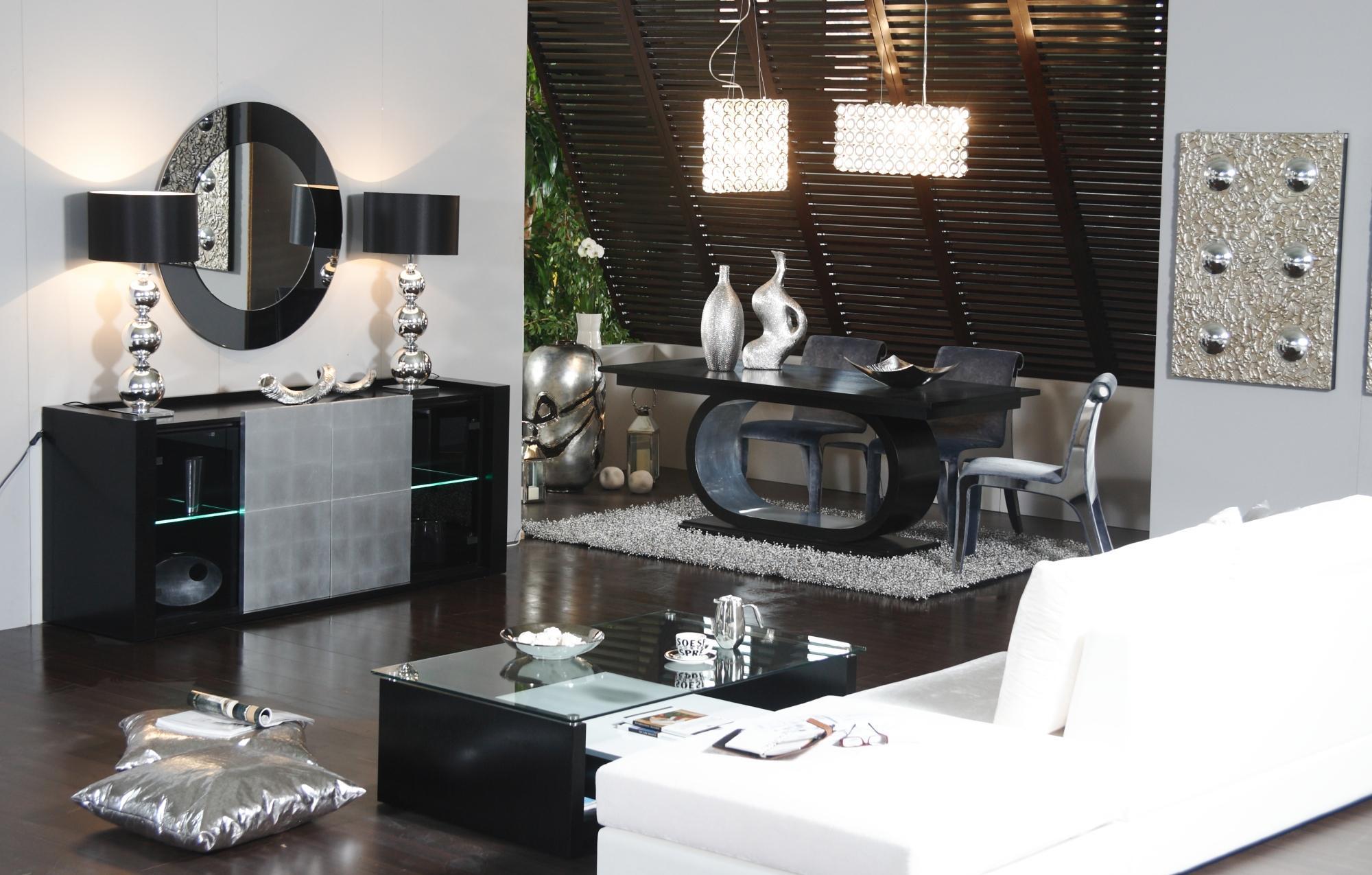 Set Sala Da Pranzo Design 1.0 500.0 Pezzi #5D4C41 2000 1275 Mobili Sala Da Pranzo Classica